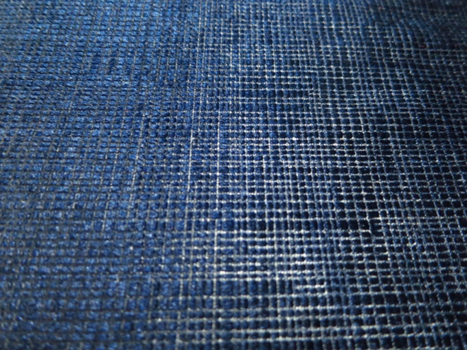 Sofa Fabric Upholstery Fabric Curtain Fabric Manufacturer Blue