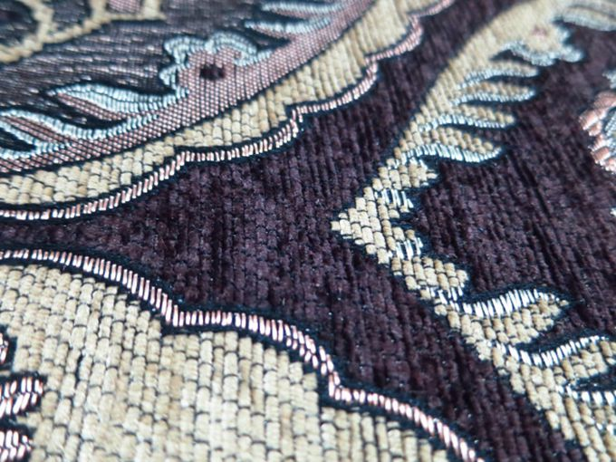 Sofa Fabric Upholstery Fabric Curtain Fabric Manufacturer High Quilt