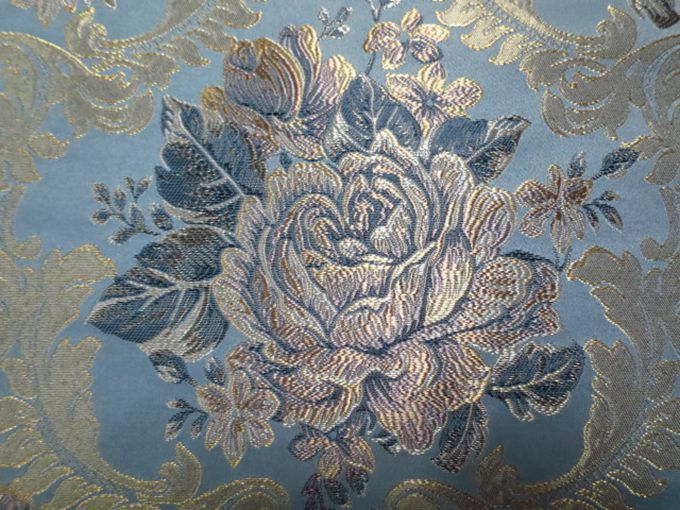 Sofa Fabric Upholstery Curtain Manufacturer Jacquard