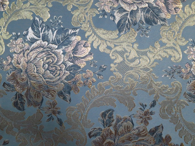 Suede Upholstery Fabric >> sofa fabric,upholstery fabric,curtain fabric manufacturer 100% polyester blue flower design ...
