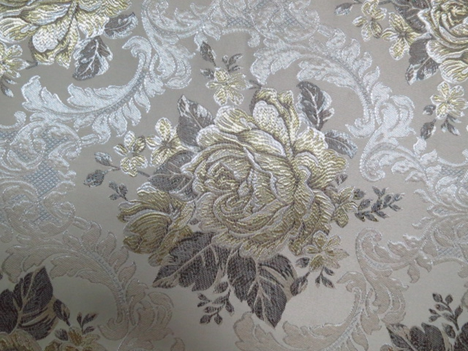 Fabric Curtains Designer Design Jacquard Fabric