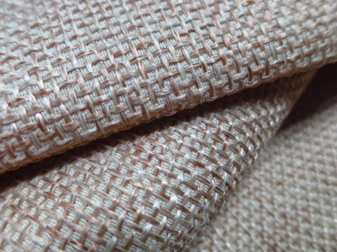 Polyester Linen Sofa Fabric Online