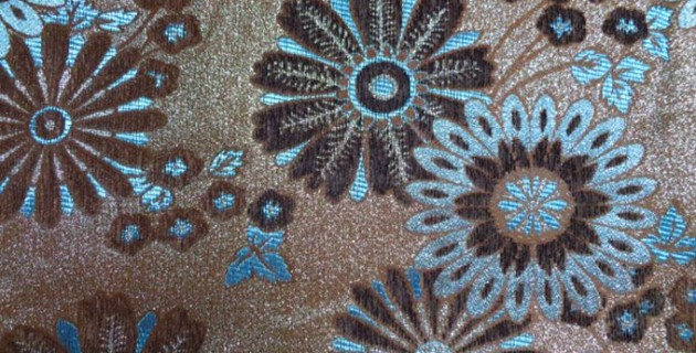 Jacquard Floral Chenille Home Decor Fabric Online