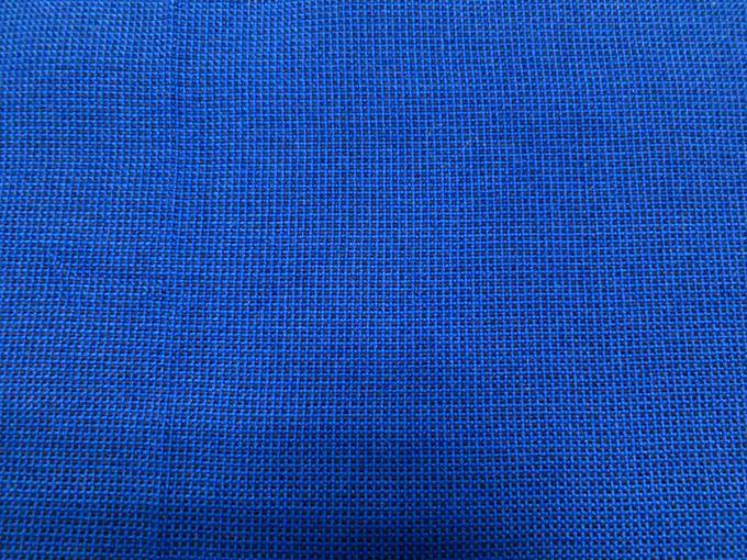 Sofa Fabric,upholstery Fabric,curtain Fabric Manufacturer Dark Blue Woven Linen Fabric Upholstery