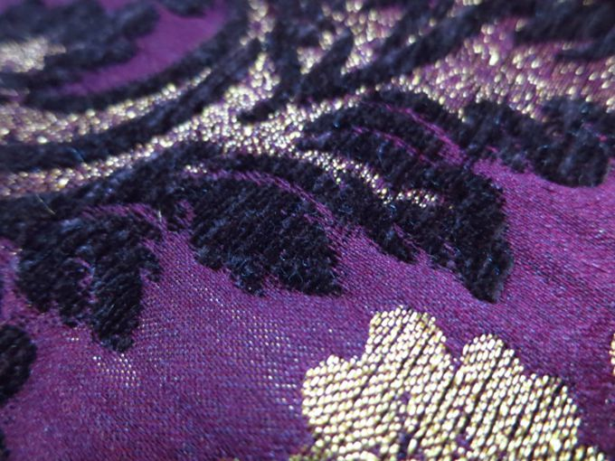 purple jacquard upholstery chenille. chenille material polyester chair fabric : purple upholstery fabric for chairs - Cheerinfomania.Com