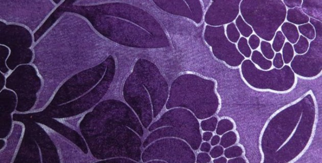Sofa Fabric Upholstery Fabric Curtain Fabric Manufacturer Purple