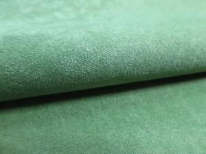 dark green velvet fabric