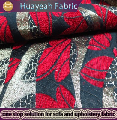 Sofa Fabric Upholstery Fabric Curtain Fabric Manufacturer Chenille Fabrics