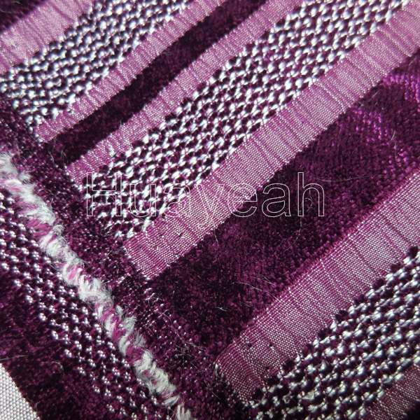 Sofa fabric upholstery fabric curtain fabric manufacturer for Purple chenille sofa