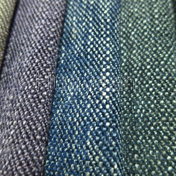 Car Seat Upholstery Fabric Backside Close Look