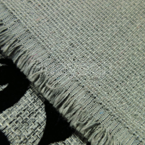 Sofa Fabric Upholstery Fabric Curtain Fabric Manufacturer Faux Linen