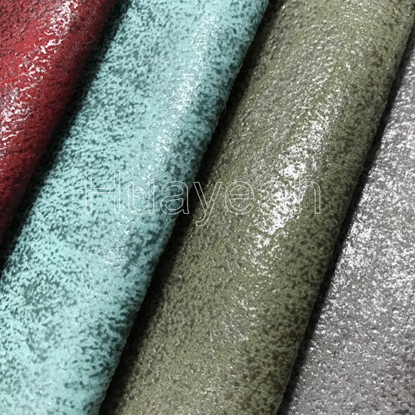 Suede Upholstery Fabric For Antique Furniture
