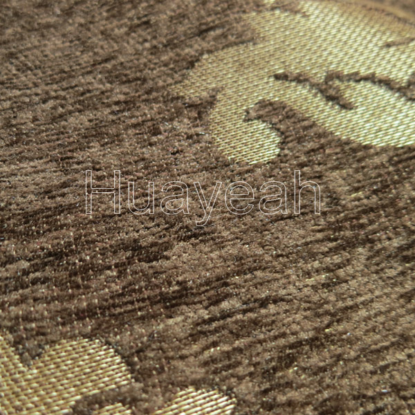 Middle East Upholstery Chenille Sofa Fabric