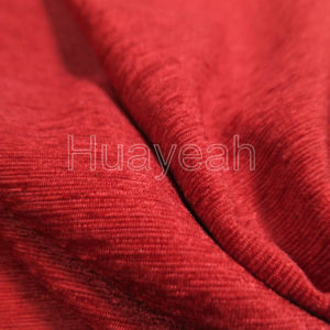 chenille fabric for curtain from haining close look
