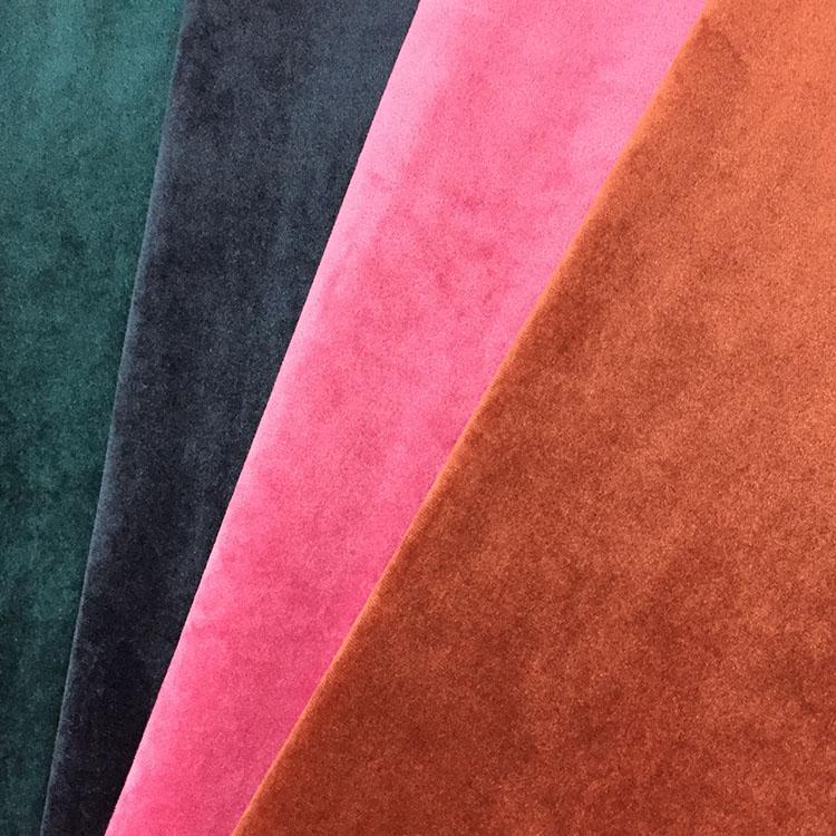 Sofa Fabric Upholstery Fabric Curtain Fabric Manufacturer Pink Sofa