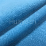 blue patterned burnout sofa fabric shaoxing