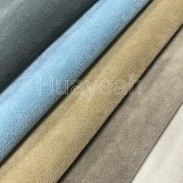 Sofa Super Soft Micro Velvet Fabric