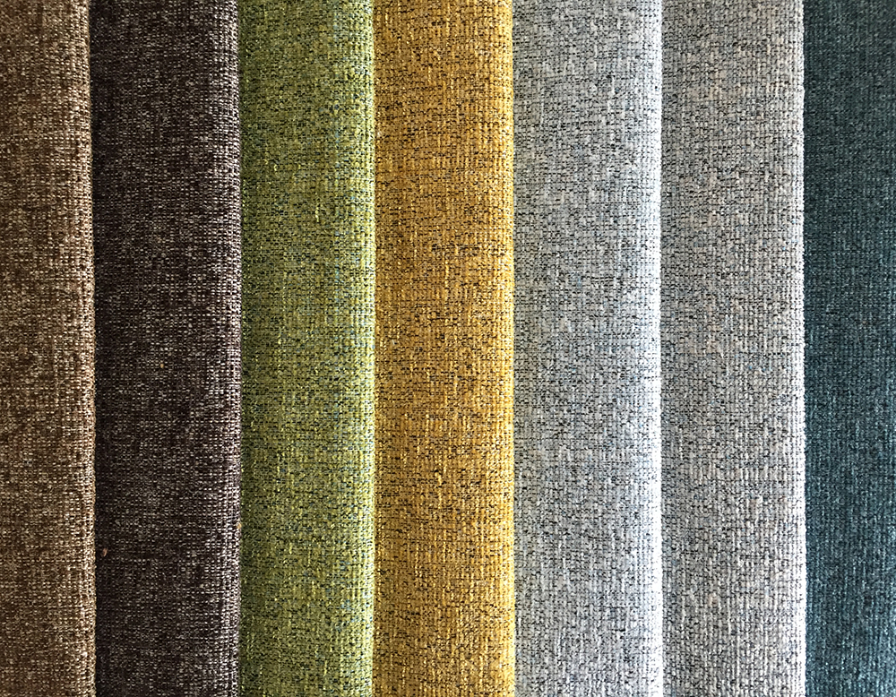 Sofa Fabric Upholstery Fabric Curtain Fabric Manufacturer Polyester