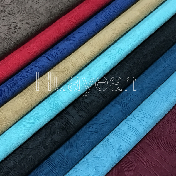 Sofa Fabric Upholstery Fabric Curtain Fabric Manufacturer Embossing