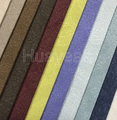 polyester linen look fabric