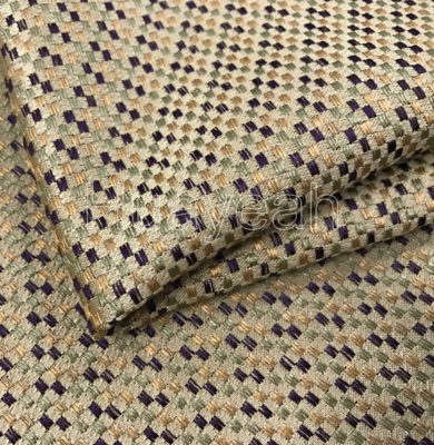 Upholstery Sofa Jacquard Polyester Fabric