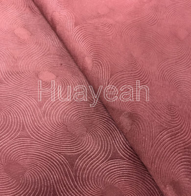 embossed velvet upholstery fabric